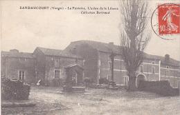 23242 Sandaucourt -fontaine Arbre Liberté -coll Bertrand -
