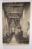 CREPY EN VALOIS  --- Intérieur De L´Eglise Saint  Denis - Crepy En Valois