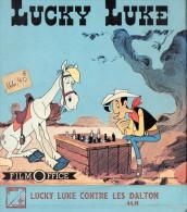 """LUCKY LUKE  """" LUCKY LUKE CONTRE LES DALTON"""" FILM SUPER 8 - Autres Collections"""
