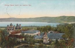 AK Kloster Maria Laach Am Laacher See Color Gelaufen 20.9.10 - Ohne Zuordnung