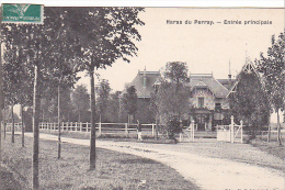 23254 LE PERRAY Haras Du Perray, Entree Principale - Ed Pelletier L P -