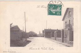 23255 LE PERRAY Route De La Vieille Eglise  Ed Veuve Lacour - Le Perray En Yvelines