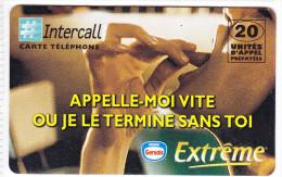 Télécarte Prépayée - Extrème 3 - Frankrijk