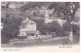 Monnetier  (Salève) - France