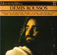 * LP *  DEMIS ROUSSOS - SAME (Holland 1973 EX!!!) - Disco, Pop