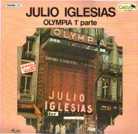 * LP *  JULIO IGLESIAS - EN EL OLYMPIA 1e Parte (Italy 1979) - Disco, Pop