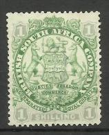 SOUTH AFRICA..1896..Michel # 32 I...MNH...MiCV - 25 Euro. - South Africa (...-1961)
