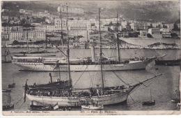 MONACO   -  La Rade (Yachts) (edts Couturier ) - Monte-Carlo
