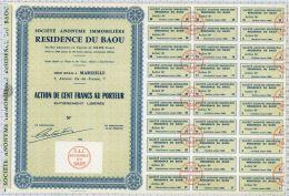 Sa Immobiliere Residence Du Baou à Marseille (blanquette) - Electricité & Gaz