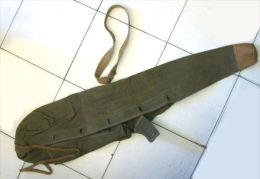 HOUSSE ETUI DE MITRAILLEUSE AA52 (convient Aussi à D'autres Modèles) - Decorative Weapons