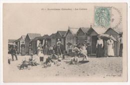 BERNIERES - Les Cabines - Francia