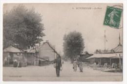 OUISTREHAM - Le Port - Ouistreham