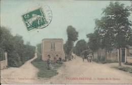 PLESSIS-TREVISE - Route De La Queue - Pli Angle - Le Plessis Trevise