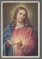 T2426 Religion SACRO CUORE DI GESU CASA DEGLI ANGELI (m) - Jésus