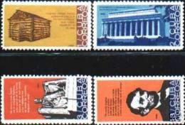 CUBA/KUBA 1965  CENTENARIO DE LA MUERTE DE ABRAHAM LINCOLN MNH - Cuba