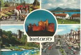 Ireland Views John Hinde Cabinteely Co Dublin Irish Republic Used To Australia Front & Back Shown - Unclassified