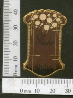 India 1950's Flieder French Print Vintage Perfume Label Multi-colour # 3858 - Labels