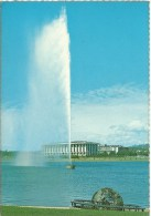 Canberra Water Jet & Captain Cook Memorial  John Sands Pty Ltd Front & Back Shown - Canberra (ACT)