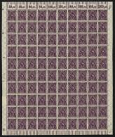 D.R.Bogen,224,Walzebogen, Xx,Klammerausriß Unten Verklebt,gefaltet  (M1) - Deutschland