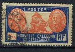 Nouvelle-Calédonie 1925-38 Y&T 156A ° - Neukaledonien