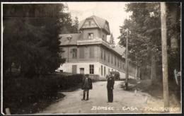Romania / Hungary -Transylvania: Borsec (Borszék / Bad Borseck), Casa  Paduliror  1934 - Romania