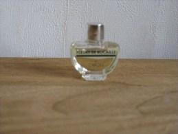 MINIATURE DE PARFUM FLEURS DE ROCAILLE   DE CARON . - Miniatures Modernes (à Partir De 1961)