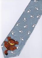 Garfield Cat Silk Cartoon Novelty Fancy NECK TIE - Other Collections