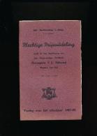 DEINZE- ST. HENDRIKSCOLLEGE - PRIJSUITDELING SCHOOLJAAR 1957 - 1958 - Deinze