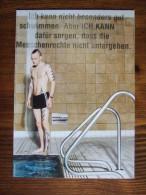 Male Tattoo Carte Postale - Advertising