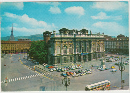 Torino: DOUBLE-DECKER BUS, CITROËN DS, RENAULT 4, FIAT 500, LANCIA FULVIA COUPÉ, AUTOBIANCHI Etc - Madama-  Italia/Italy - Voitures De Tourisme
