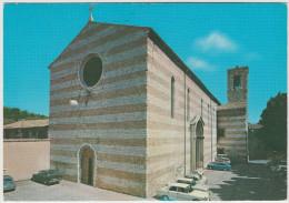 Spoleto: FIAT 500, ALFA ROMEO GIULIA, PEUGEOT 404, LANCIA FULVIA, VW 1600T & KLEINBUS - Chiesa Di S. Domenico -Italia - PKW