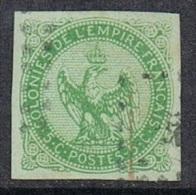 """COLONIES GENERALES N°2a  Variété """"5"""" Sans Parenthèses - Eagle And Crown"""