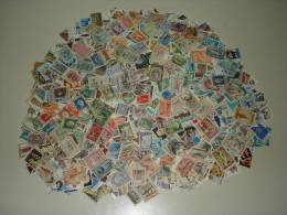 GREECE 1500 ALL DIFFERENT USED - Stamps