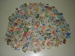 GREECE 1500 ALL DIFFERENT USED - Briefmarken
