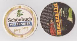Schönbuch Brauerei Böblingen , Weizenbier - Mechthild - Sous-bocks