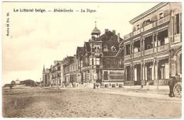 MIDDELKERKE  ---    La  Digue - Middelkerke