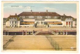 MIDDELKERKE  ---    Le Tennis Et Le Kursaal - Middelkerke