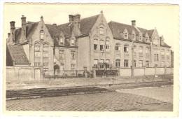 LOMBARDSIJDE   ---  Pensionnat  St.Joseph - Kostschool  St. Jozef - Middelkerke