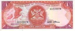 TRINIDAD ET TOBAGO   1 Dollar   Emission De 1985   Pick 36 D          ***** BILLET  NEUF ***** - Trinité & Tobago