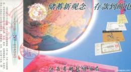 Map Earth  ,    Prepaid Card, Postal Stationery - Geology