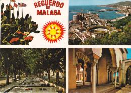 España--Malaga--1970-- Plaza De Toros --Varias Vistas---a,Verrieie Le Buisson, Francia - Corridas