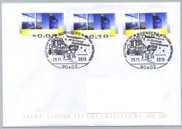 Deutschland SSt. Nürnberg 'Postkutsche Christkindlesmarkt' / Germany Pmk. 'Mail Coach, Xmas Fair' 2013 - Stage-Coaches