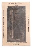 Chromos, AU MUSEE DE FELTRE - GRANDS MAGASINS DE NOUVEAUTES-NANTES (Sévilla, Puerta Del Perdon O Patio De Los Naranjos) - Chromos