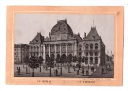 IMAGES, La Bourse, Vierge - Vieux Papiers