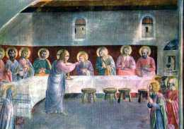 FIRENZE Musee San Marco Fra Angelico The Last Supper L Cene - Firenze (Florence)