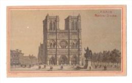 IMAGES, PARIS, Notre-Dame, Vierge - Vieux Papiers