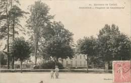 ESSONNE PROPRIETE DE CHANTEMERLE - Essonnes
