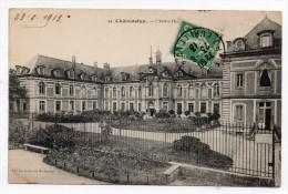 Cpa 28 - Châteaudun - L'Hôtel Dieu - Chateaudun