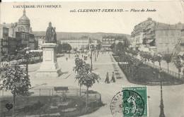 Puy De Dome : Clermont Ferrand, La Place De Jaude - Clermont Ferrand