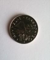 NOUVELLE CALEDONIE - 10 Francs 1986 - Nickel - SUP+++ - (comme Neuve) - Nouvelle-Calédonie